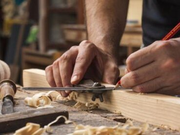 Lavorazione del legno