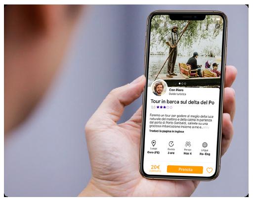 App mobile Enjoylocal