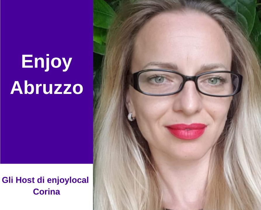 Gli host di enjoylocal – Corina