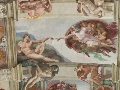 L'incredibile creazione della Cappella Sistina