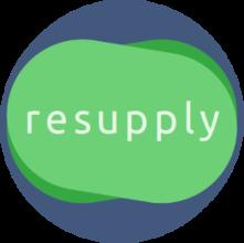 Resupply standard logo