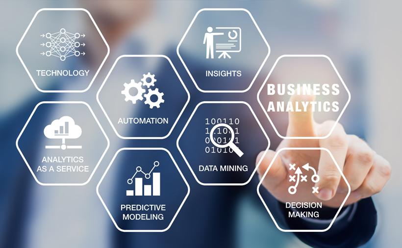 Choose business data analytics