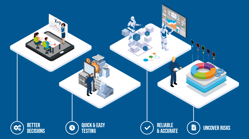 Manufacturing Simulation Banner