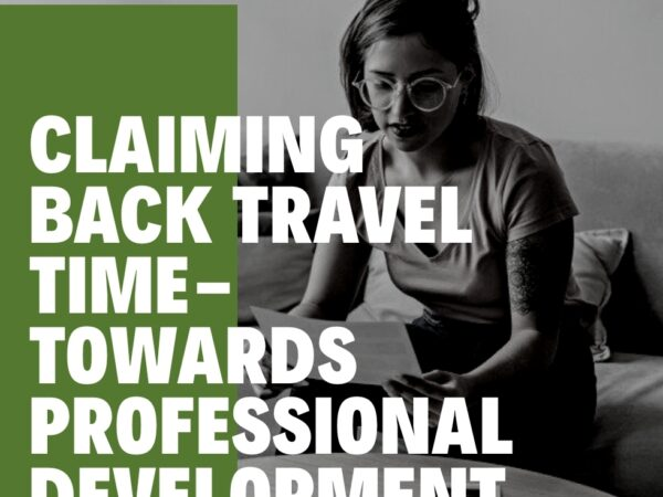 claiming back travel time- Work towards becoming Chartered
