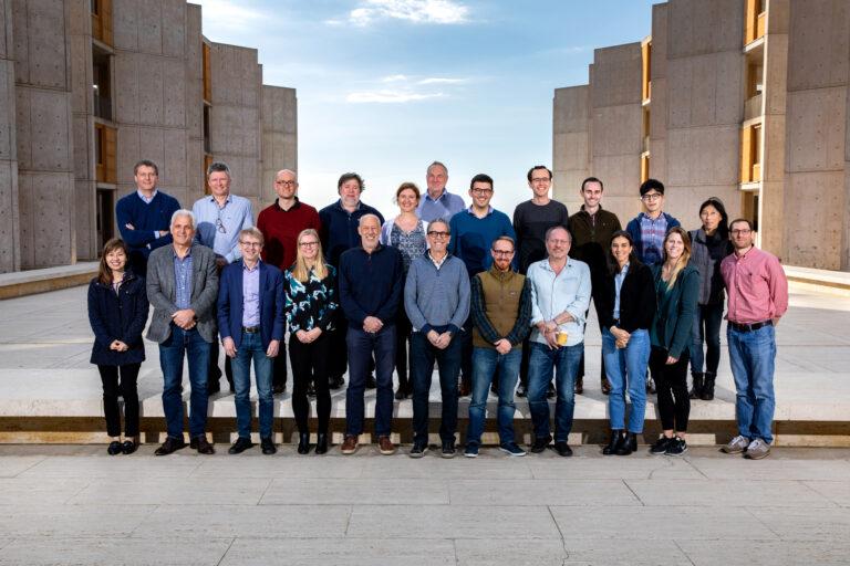 The Leducq grant meeting 2020, Salk institute, San Diego
