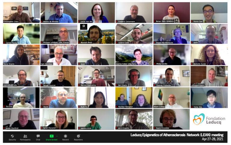 Leducq virtual meeting 2020