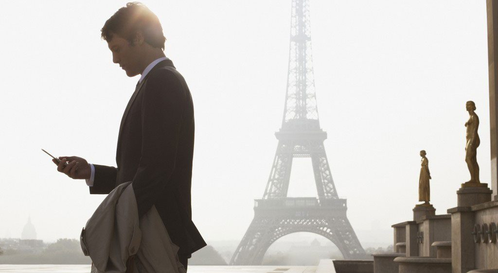 French business protocol
