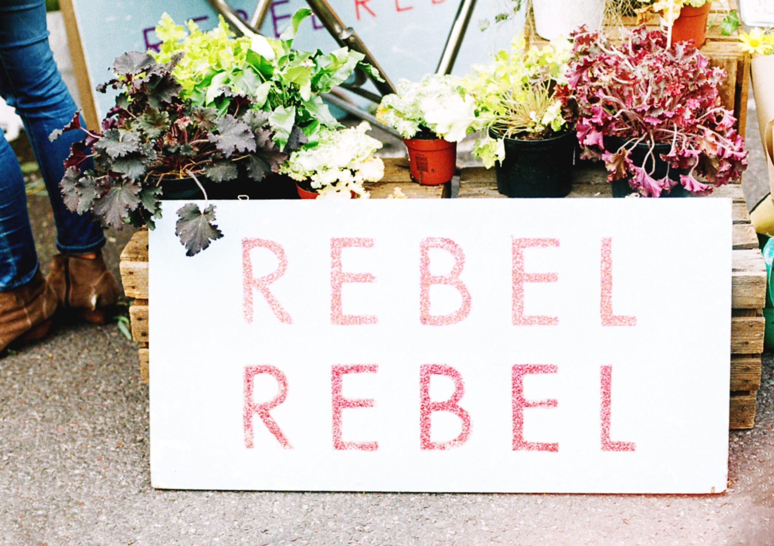 Be Your Own Rebel @ Rebel Heart Ceremonies