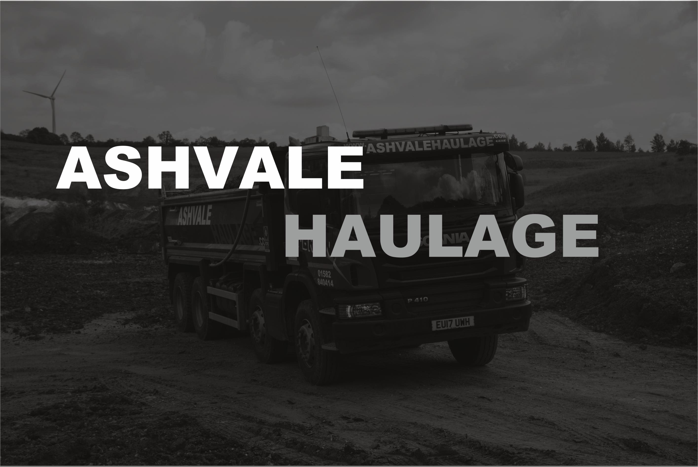 Ashvale Haulage