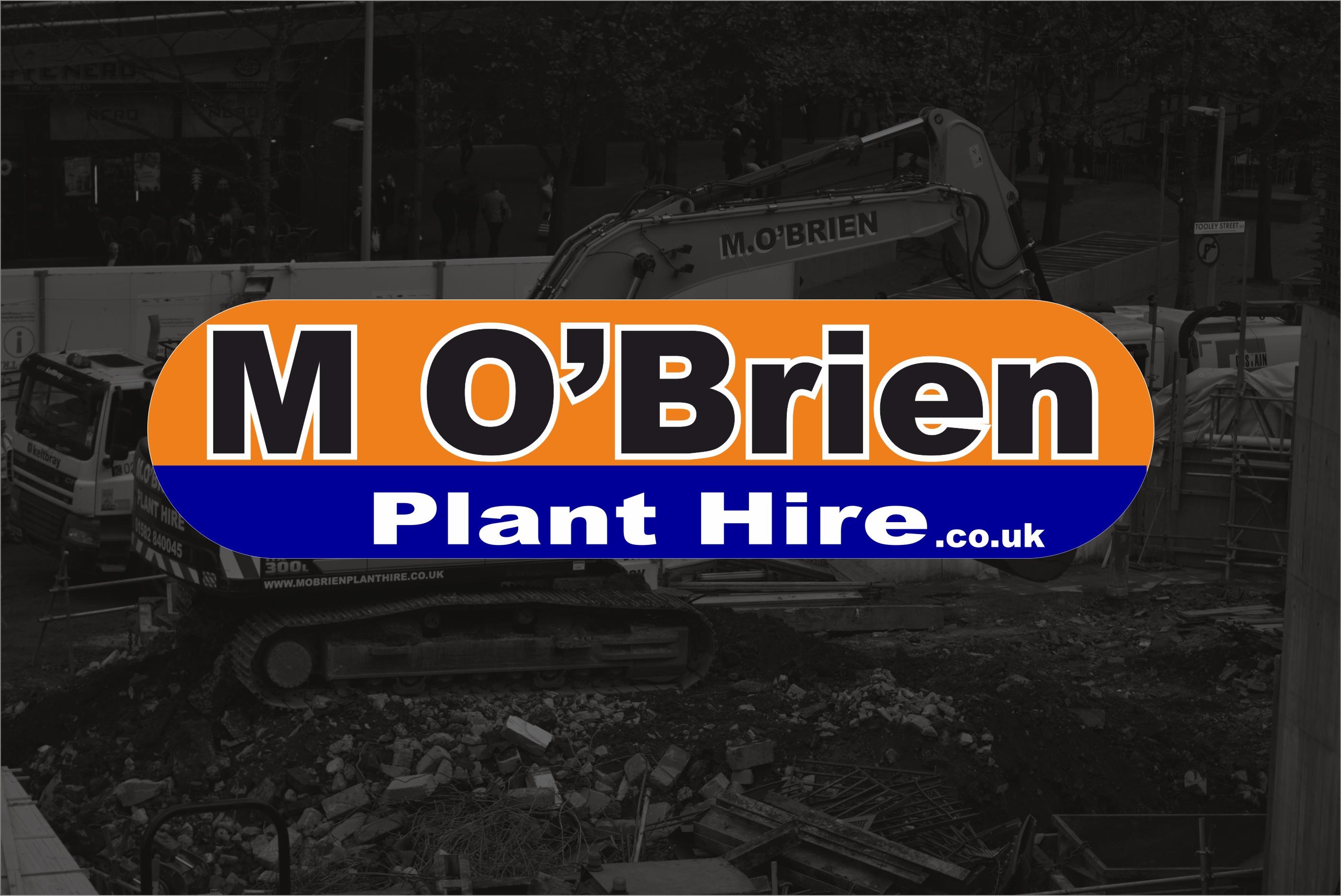M O'Brien Plant Hire
