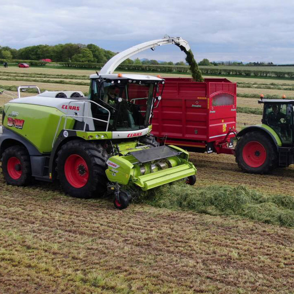 D & W Agri forage harvesting gallery image 16