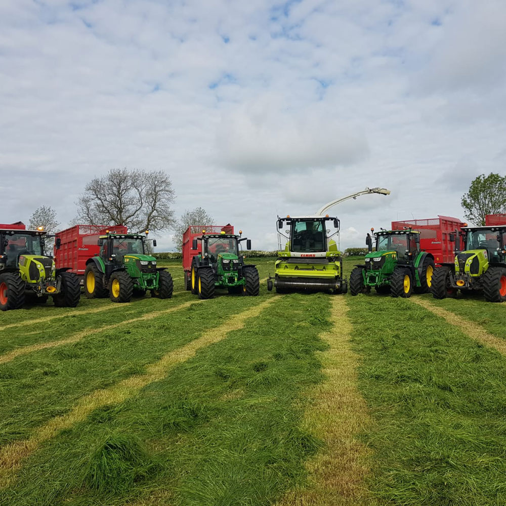D & W Agri forage harvesting gallery image 22