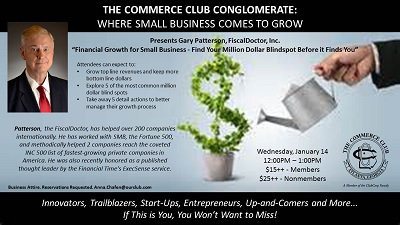 Atlanta Leaders, Innovators, CEOs – Financial Growth for Small Business