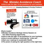 Mistake Avoidance audiobook