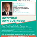 Free coupon to attend this years expo in Atlanta.