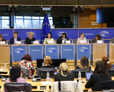 Conference ' Empowering Women Entrepreneurs: Success Stories from EU and Romania '- Opening session