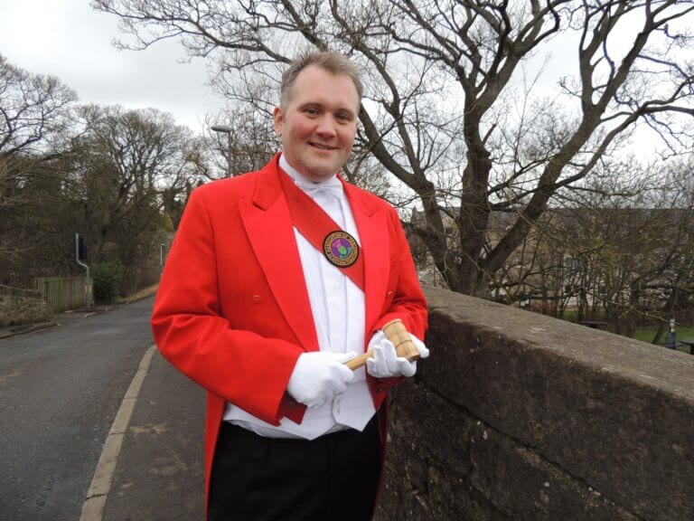 SCOTTISH WEDDING TOASTMASTER