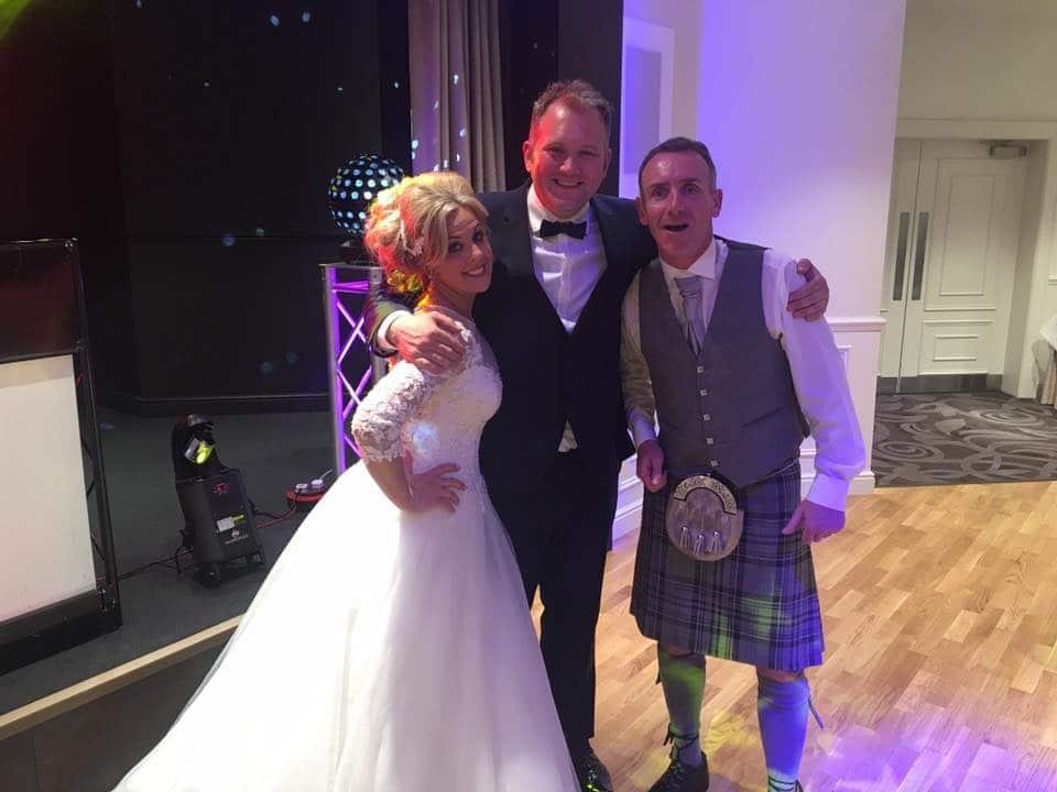 wedding dj Glasgow, Fresh Home, Fresh Entertainments