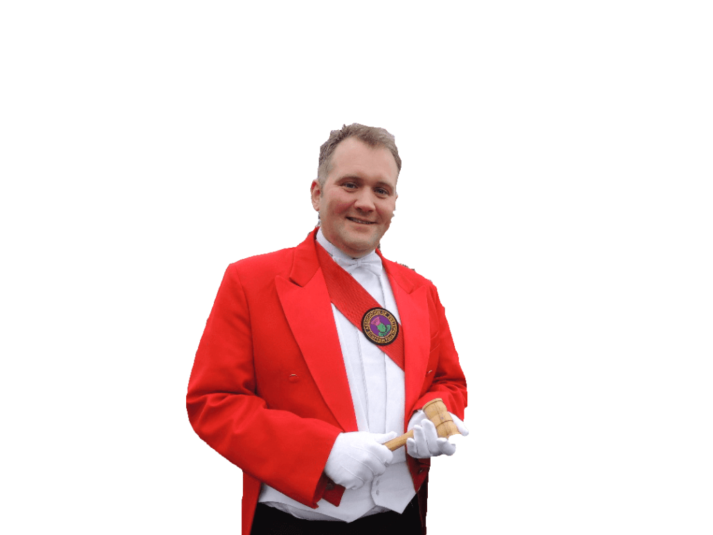 toastmaster, The Scottish Toastmaster, Fresh Entertainments