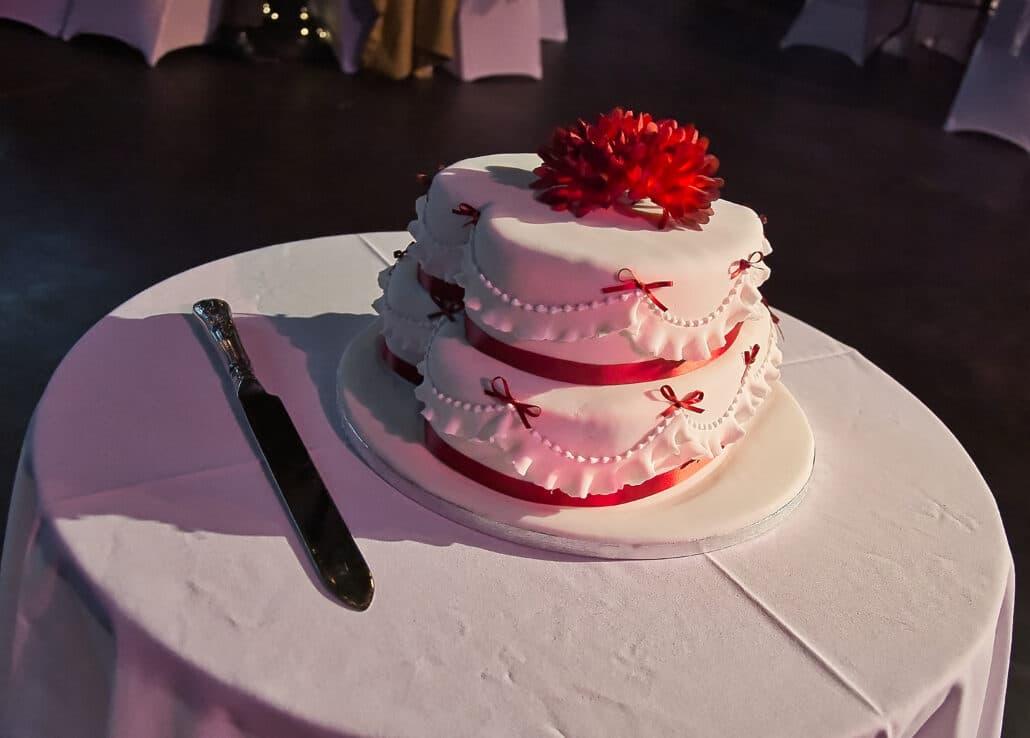 Cake close