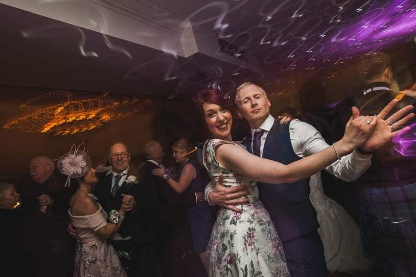 Glasgow wedding photographer wester house hotel wedding ayr 113