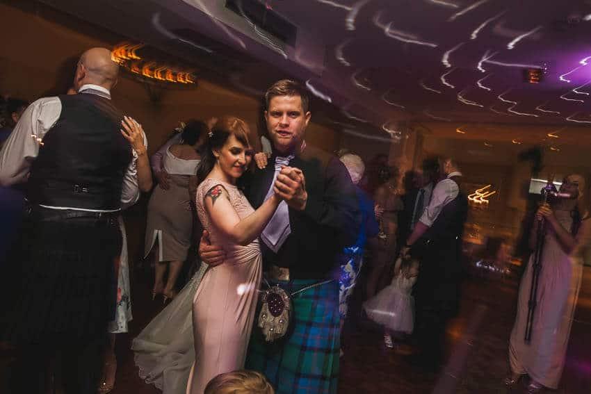Glasgow wedding photographer wester house hotel wedding ayr 114