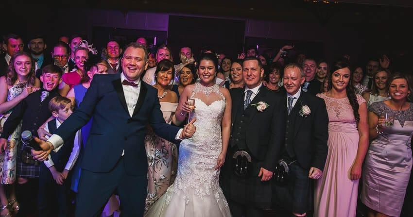 Glasgow wedding photographer wester house hotel wedding ayr 115 1