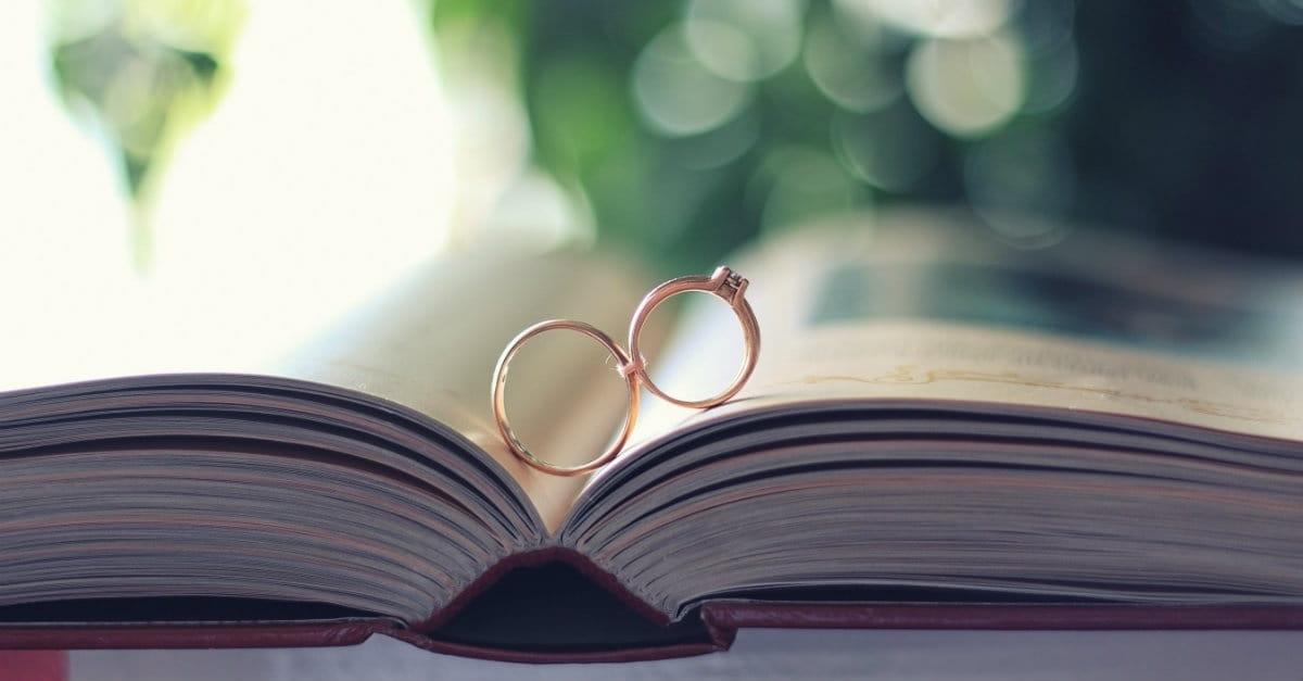 Wedding Bible Verse