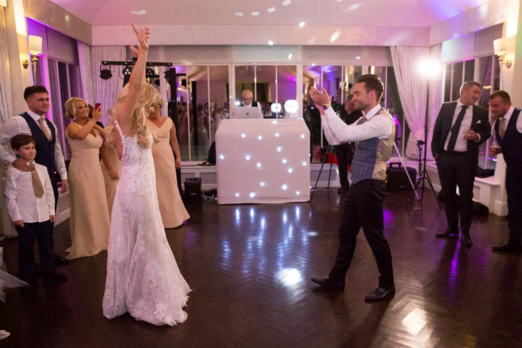 Carlowrie Castle Wedding DJ