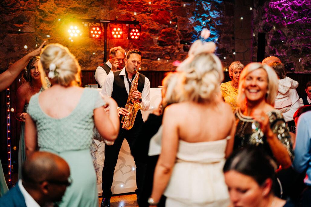 Saxophone DJ Glasgow
