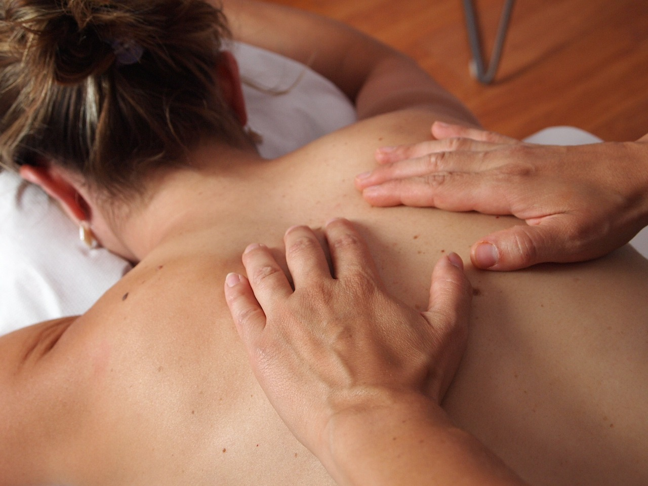 back rub techniques