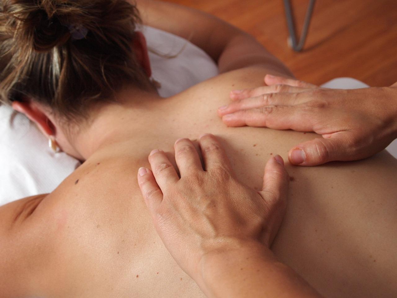 back rub techniques