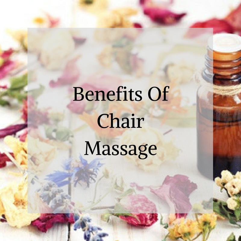 Benefits Of Chair Massage
