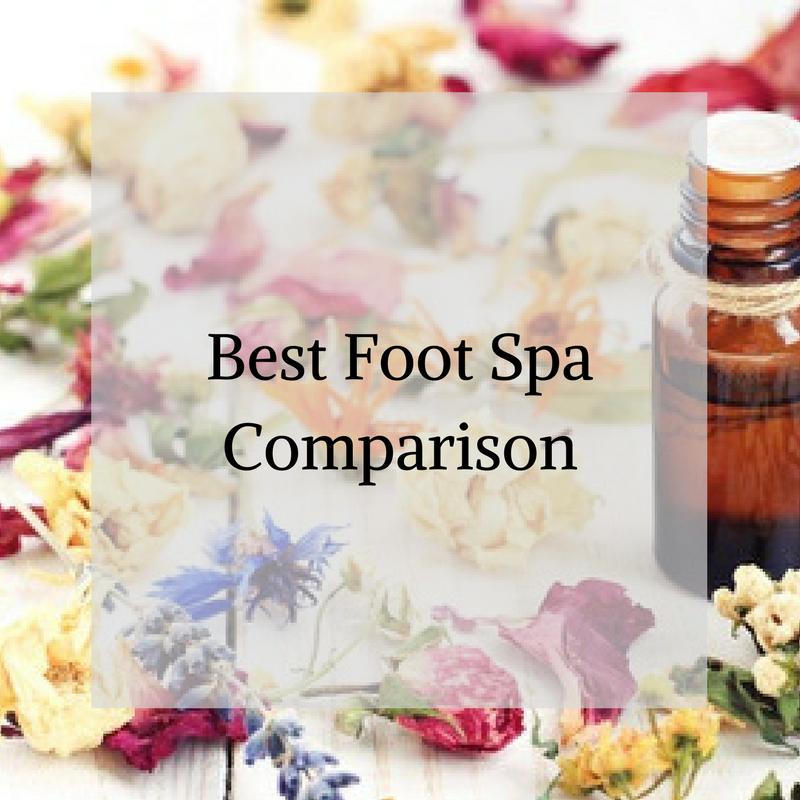 Best Foot Spa Comparison