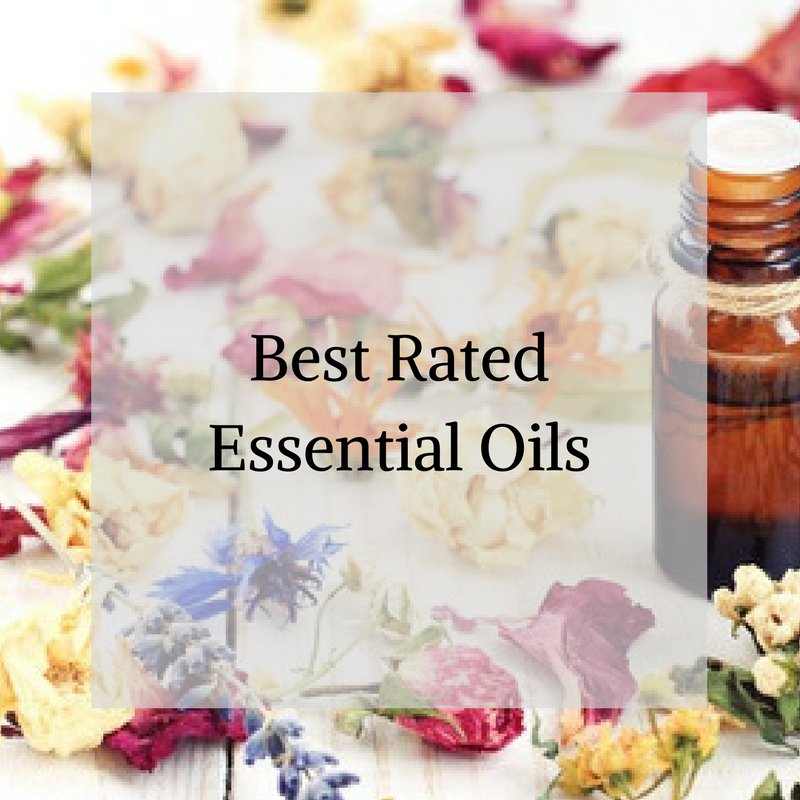 Best Rated Essential Oils