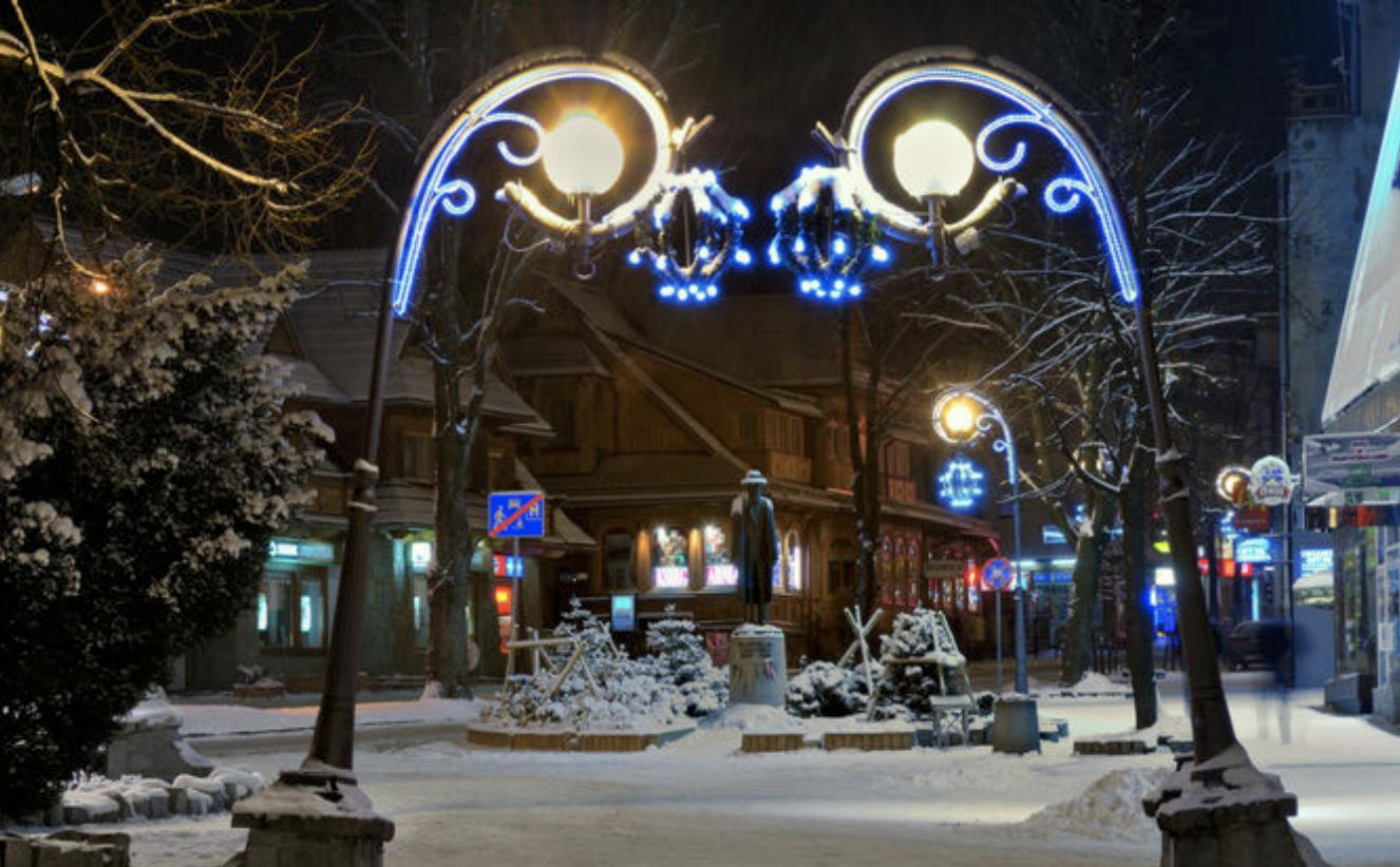 Zakopane winter