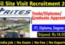 RITES Apprentice Recruitment 2021 | Graduate | Diploma | Trade Apprentice | Apply Here