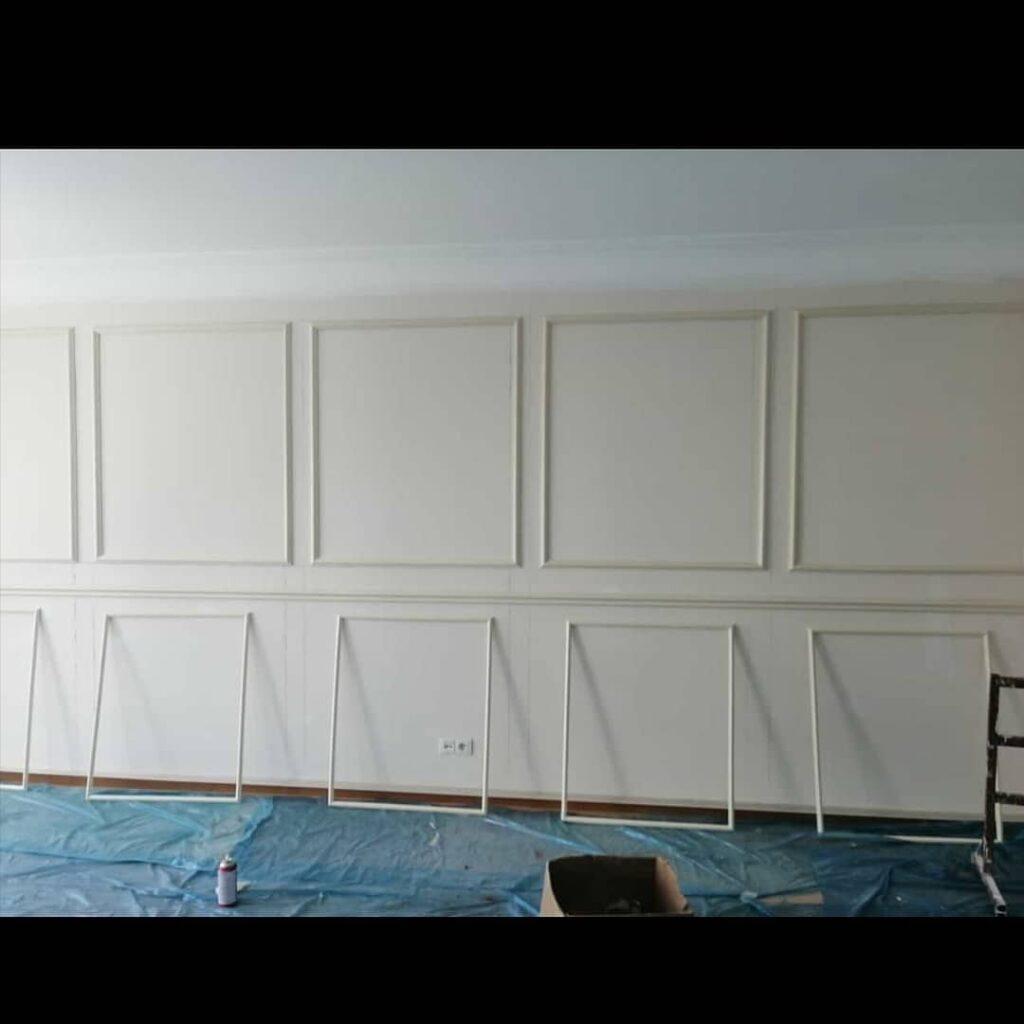 salon duvar çıta modelleri