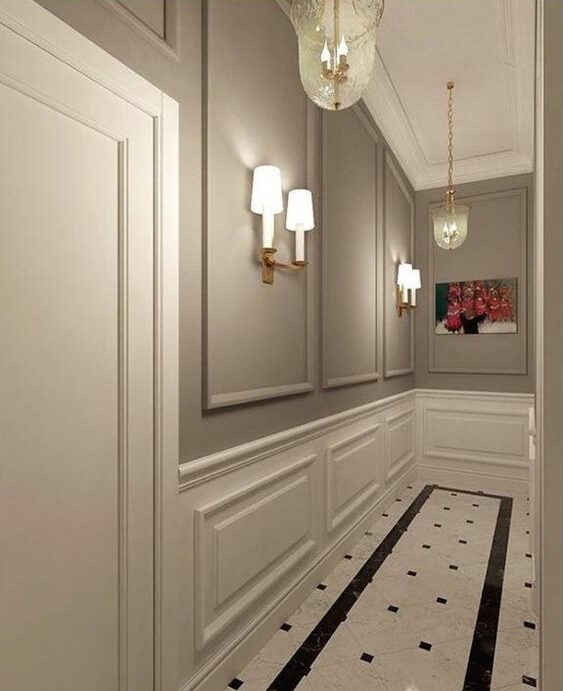 koridor duvar çıta modelleri