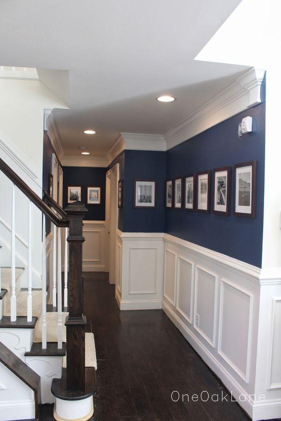 duvar çıta koridor