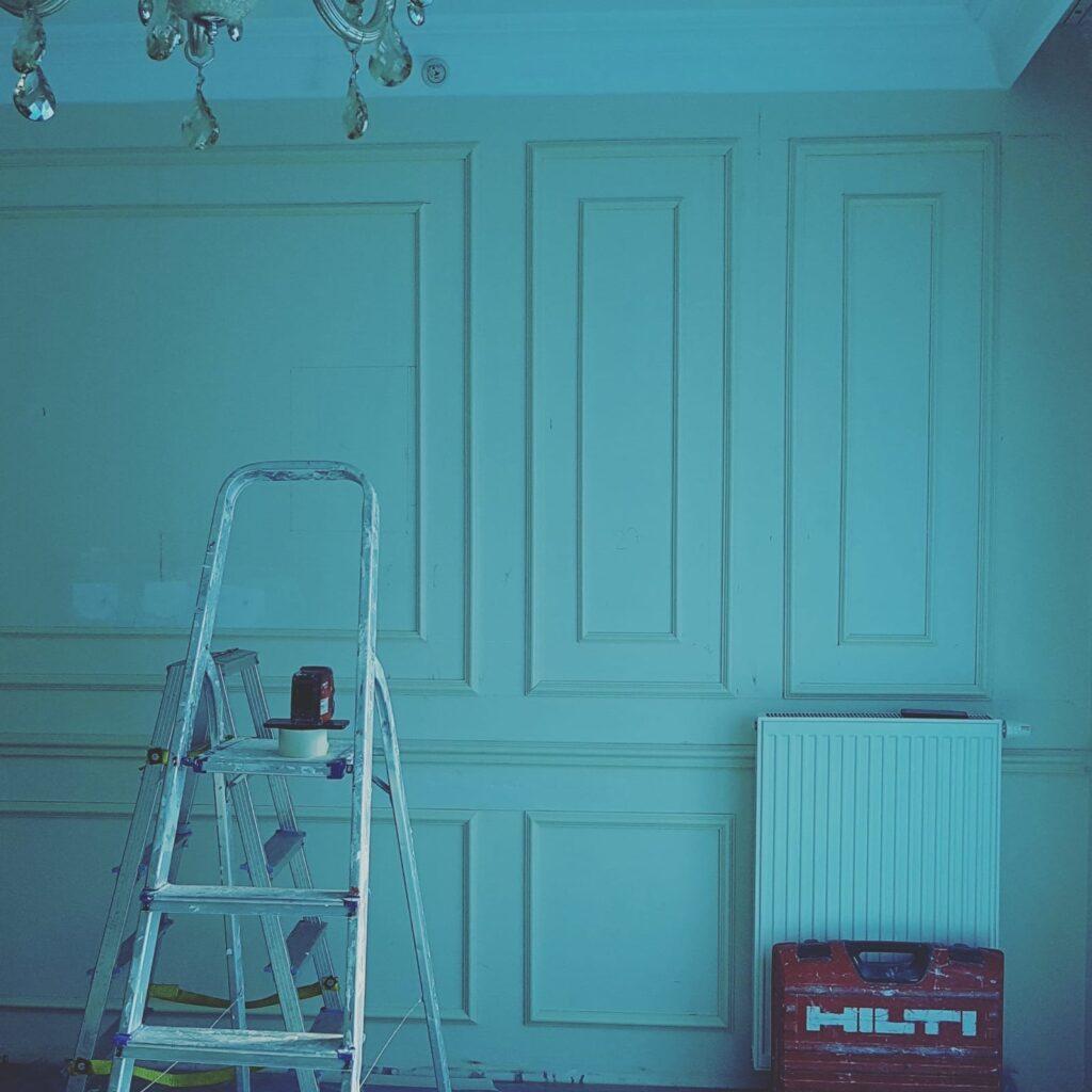 duvar çıta yapsam mı?