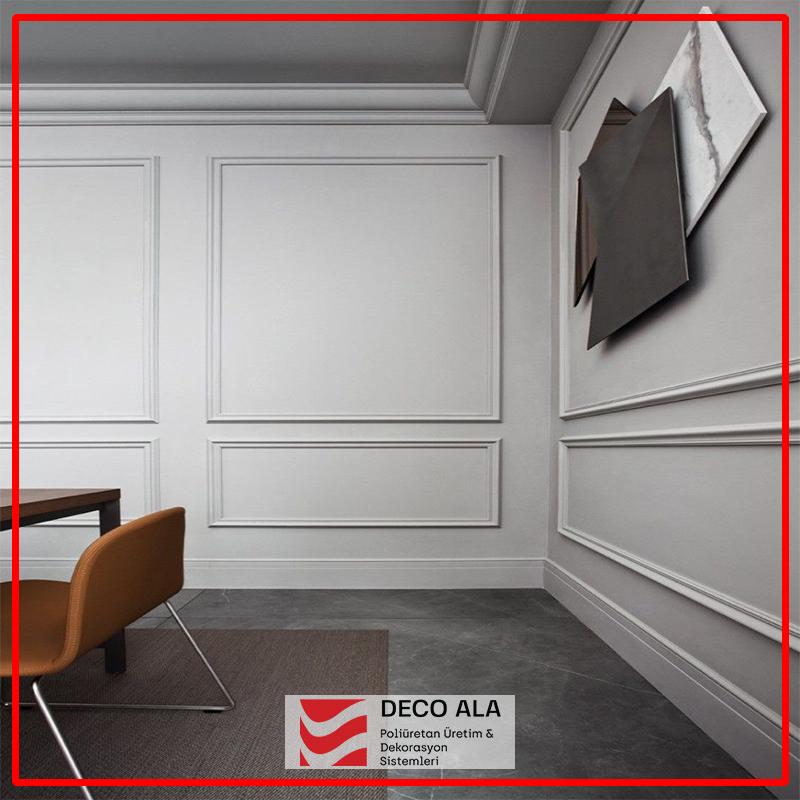 Ofis tasarımı duvar çıta