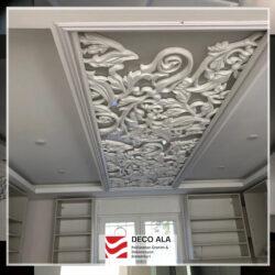 poliüretan tavan dekorasyonu