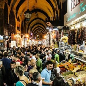 Grand and Egyptian Spice Bazaars