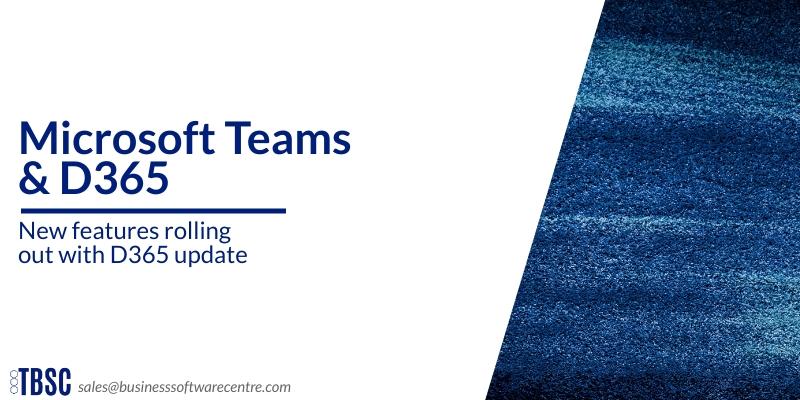 Teams-D365