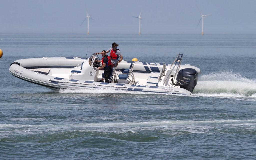 Whitstable boat charter