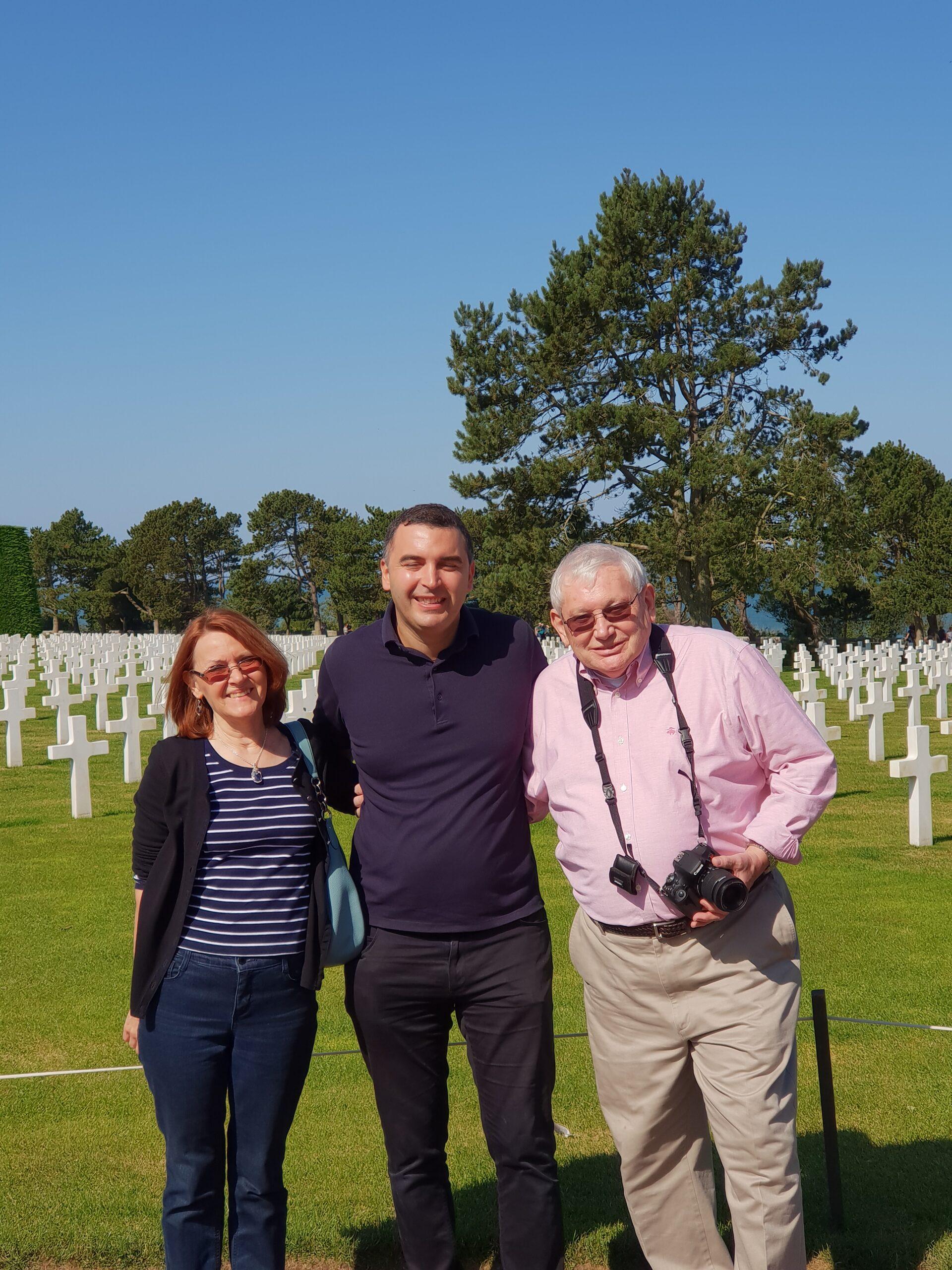 Normandy trip