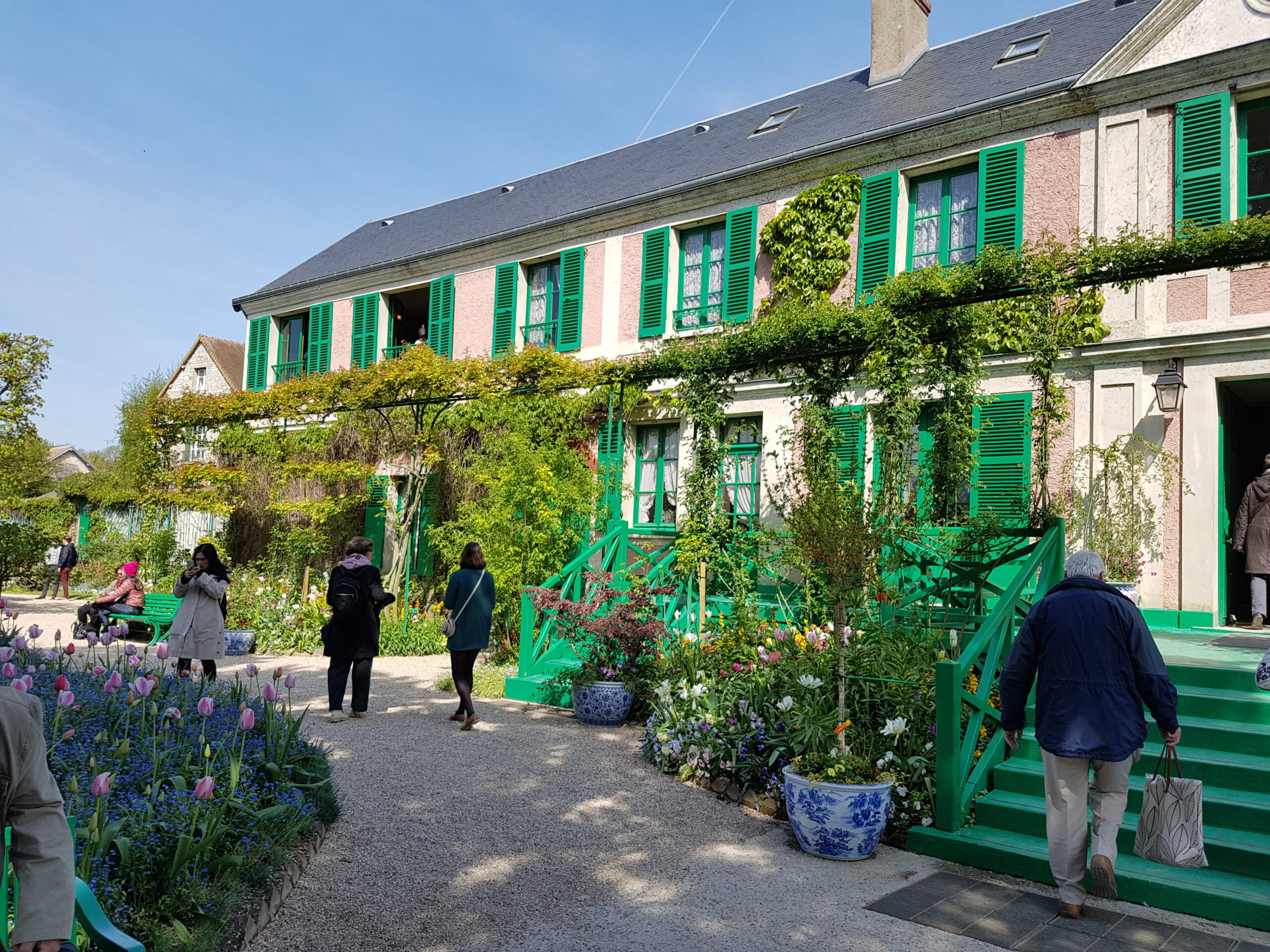 Giverny Road trip