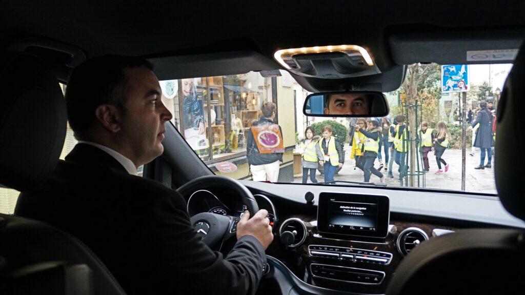 Safe Driver in Paris