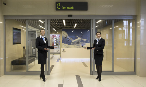 Fast Track Sky priority - Paris Airport